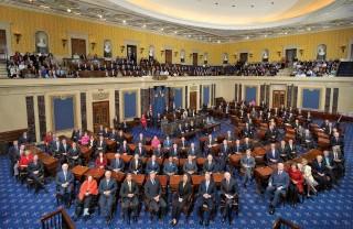 The outgoing Democrat majority Senate. (Photo:Wikipedia)