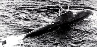 A Russian submarine with a lead bismuth cooling system, (Photo: Wikepedia)