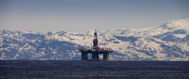 arctic gas header