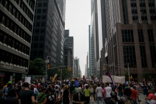 Climate March in New York City near the UN last week (Photo: UN.org)