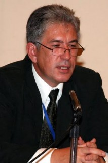 Mikhail Grigoriev is a member of the scientific council of Russia's security council, an academic with the Russian Academy of Natural Sciences and director of the Gecon. (Photo: Murmanshelf)
