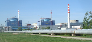 Ukraine's Khmelnitsky Nuclear Power Plant, (Photo: Wikimedia)