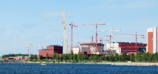 Finland's EPR reactor at its Olkiluoto Nuclear Power Plant. (Photo: Wikipedia)