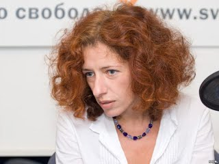 Tatyana Lokshina. (Photo: rightsinrussia.info)