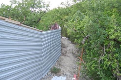 sanyas fence