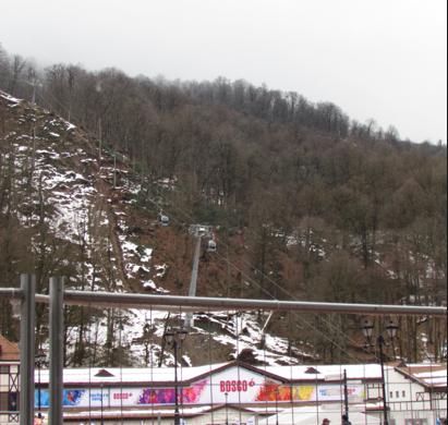 ski resorts still under construction