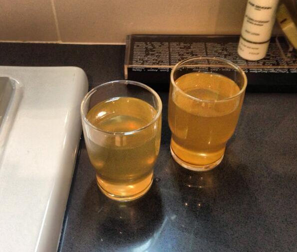 sochi tap water St. Clair