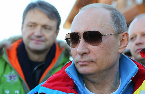 tkachev and putin